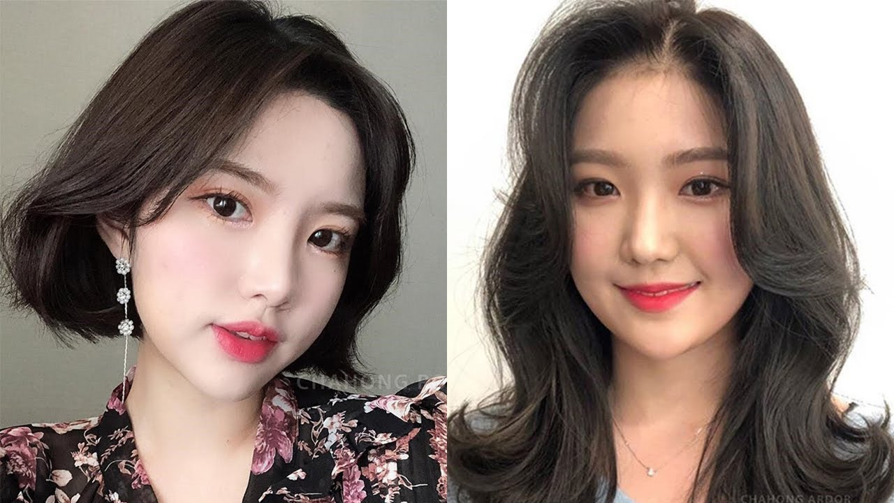 8 Easy Cute Korean Haircuts 2019 😂 Amazing Hairstyles Ideas 😂 Hair Beauty Tutorials - YouTube