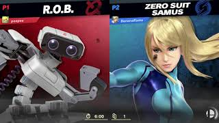 Interview With The Worst Smash Ultimate Player