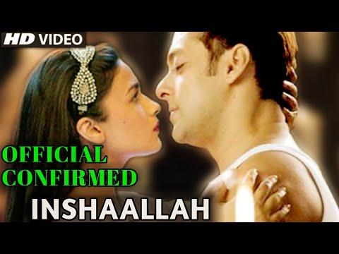 Breaking News! Official Announcement Salman Khan Opposite Alia Bhatt Confirmed For Inshaallah Movie