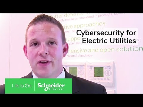 The Importance of Cybersecurity for Electric Utilities