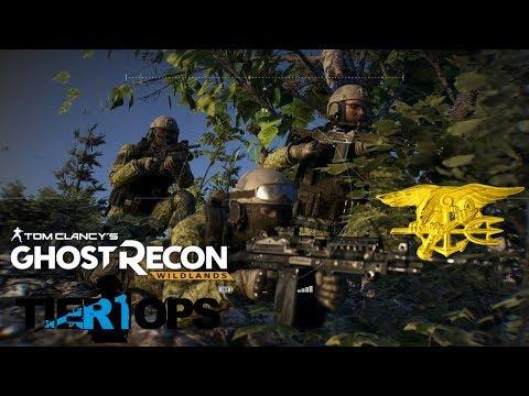 Ghost Recon Wildlands: Tier 1 Ops: Operation Frost Sword: U.S Navy Seal Team