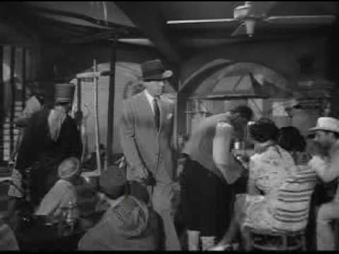 """Casablanca: Rick at the Blue Parrot: """"Carrying charges, my boy, carrying charges."""" (07/11)"""