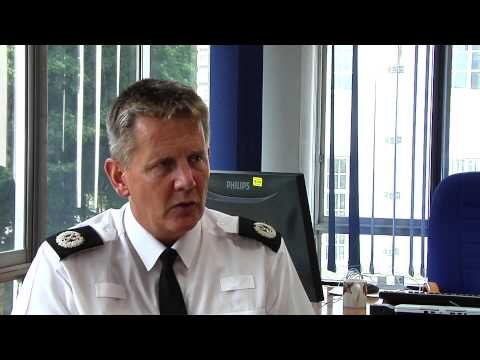 Message from Assistant Chief Constable Jon Stratford