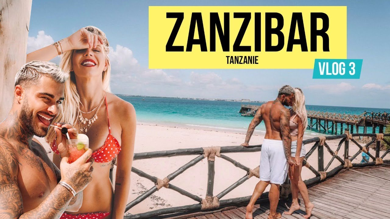 ZANZIBAR - THIBAULT ET JESS VS UN TAON !