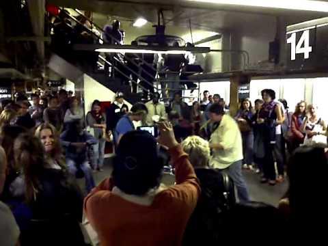 club L train 14th street. union square