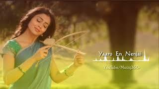 Yaaro en nenjai song) bgm /Whatsapp status/ bhanush/Shreya Saran/