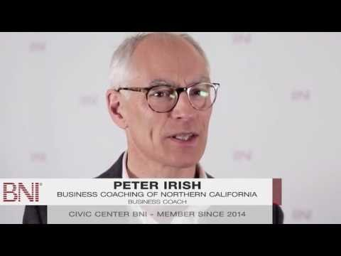 Business Coach - Peter Irish: Business Coaching of Northern Calif.