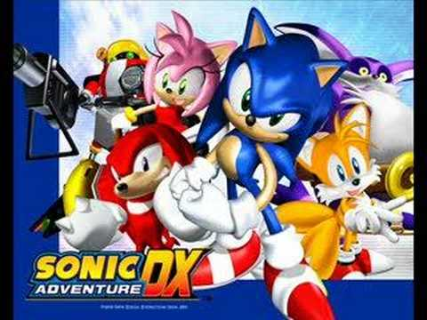 Sonic Adventure DX Music: End of E102 unbound