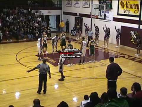 Zion Benton Sophomore Basketball 09-10