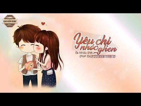 Yêu Chị! Nhóc Ghen (Êk Nhóc EYA Part 3) | Tunny x Bảo Jen |VIDEO LYRIC|
