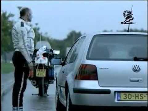 Volkswagen Golf IV commercial - electric windows