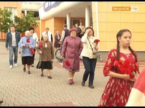 Свеча памяти. В сельском поселении Совхоз имени Ленина состоялась памятное мероприятие