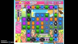 Candy Crush Level 605 help w/audio tips, hints, tricks