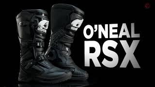 Oneal RSX Boot EU Black Protecciones MX Motocross