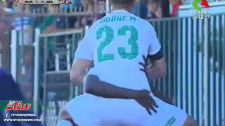 فيديو : سريع غيليزان 1 × 0  شبيبة القبائل - كأس الجزائر