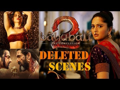 Baahubali 2 |The Conclusion Deleted Scene By Sensor Bord | Unseen Shots | Full Movie