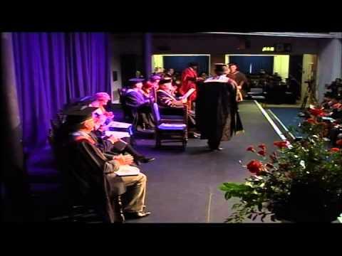 University of Wales Trinity Saint David Graduation Ceremony.