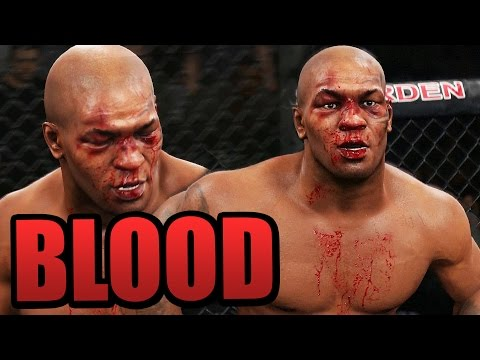 THE MOST BLOODY FIGHT IN UFC HISTORY!!! Featuring Mike Tyson (UFC 2)