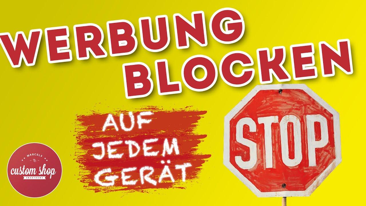 Werbung blocken im ganzen Netzwerk   öffentlicher DNS