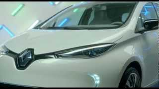 New Renault ZOE 2012 new video