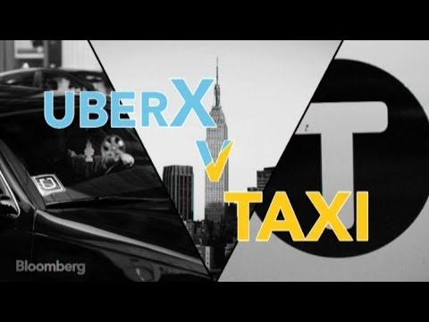 UberX vs. NYC Taxi: Testing Which Is Really Cheaper