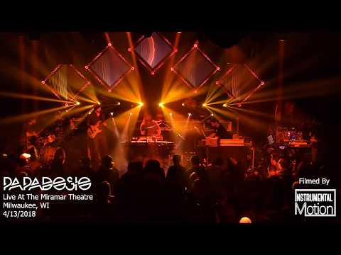 Papadosio -FULL SET- The Miramar Theatre - Milwaukee,WI - 4/13/2018