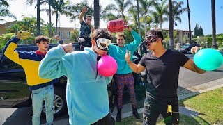 FUNNY HELIUM RAP BATTLE PART 2!