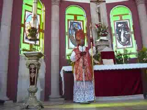 Sermón Domingo Fiesta de San Marcos (primera parte)