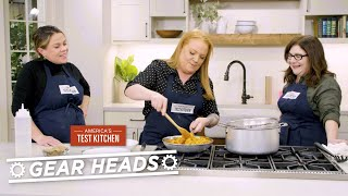 Gear Heads | The Best Pasta Tools for Homemade Pasta with Chef Tiffani Faison