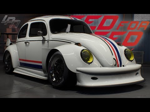 NEED FOR SPEED PAYBACK – VW BEETLE CUSTOMIZATION / TUNING GAMEPLAY