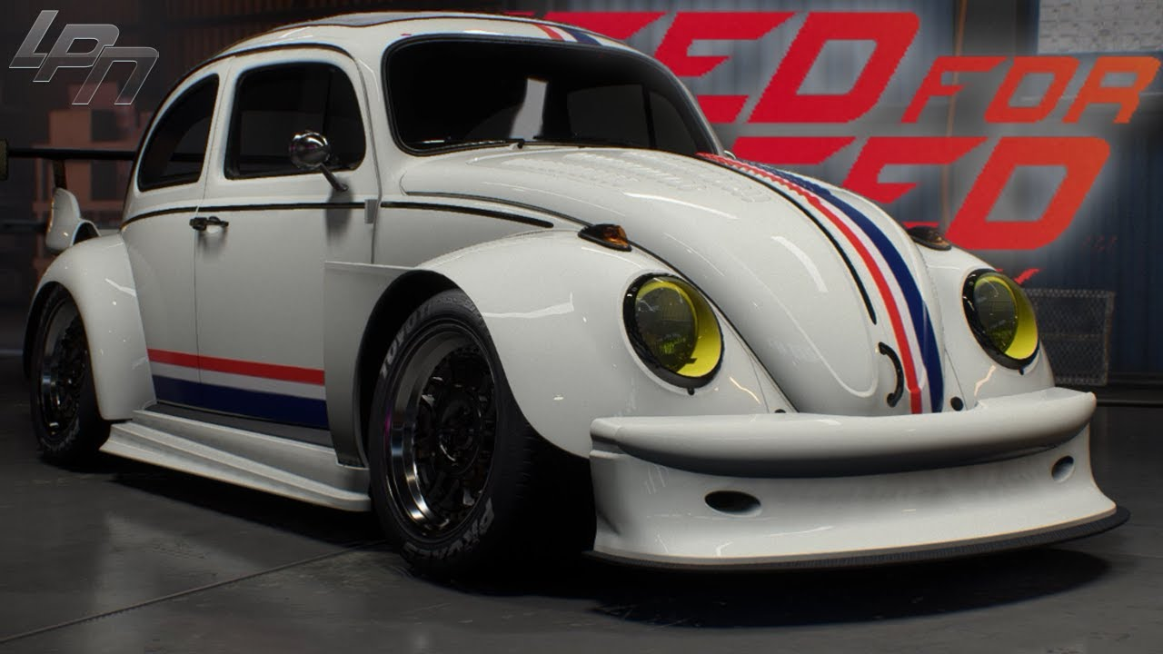 Need For Speed Payback Vw Beetle Customization Tuning