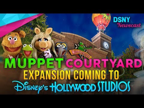 Muppets Courtyard Expansion Coming to Disney