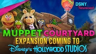 Muppets Courtyard Expansion Coming to Disney's Hollywood Studios at WDW - Disney News - 6/18/17