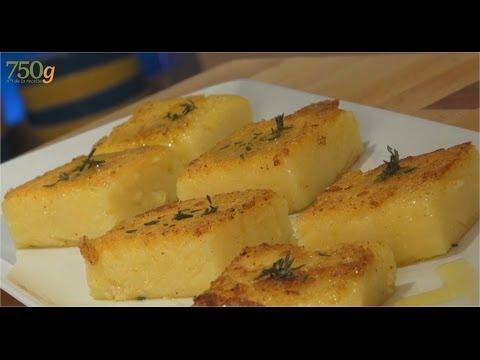 recette-de-comment-préparer-une-polenta-?---750g