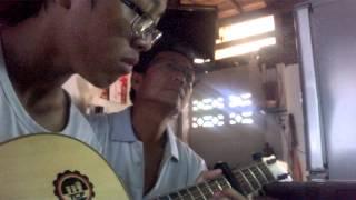 Đắp mộ cuộc tình - Guitar Cover by Thanh Hong - Trung Duong