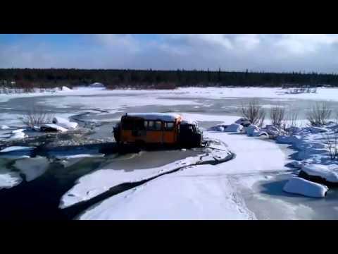 Охота и рыбалка Покатушки ГАЗ-66