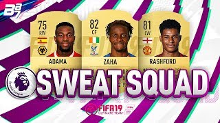 PREMIER LEAGUE OVERPOWERED SQUAD! | FIFA 19 ULTIMATE TEAM