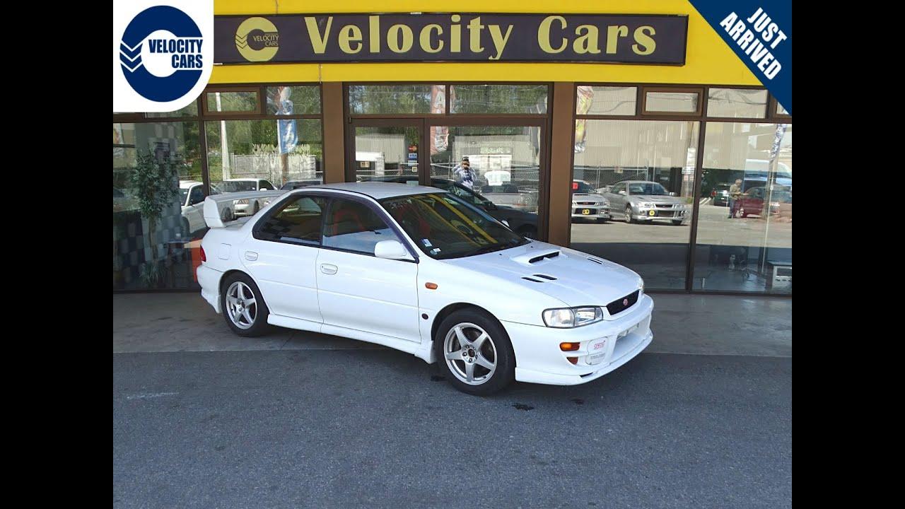 2000 Subaru Impreza WRX STi Version 6 126Ku0027s Manual 1YR WRNT For Sale In  Vancouver, BC, Canada   YouTube