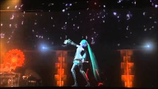 Repeat youtube video 33-「千本桜/Senbonzakura」Hatsune Miku Live Party 2013 in Kansai BD