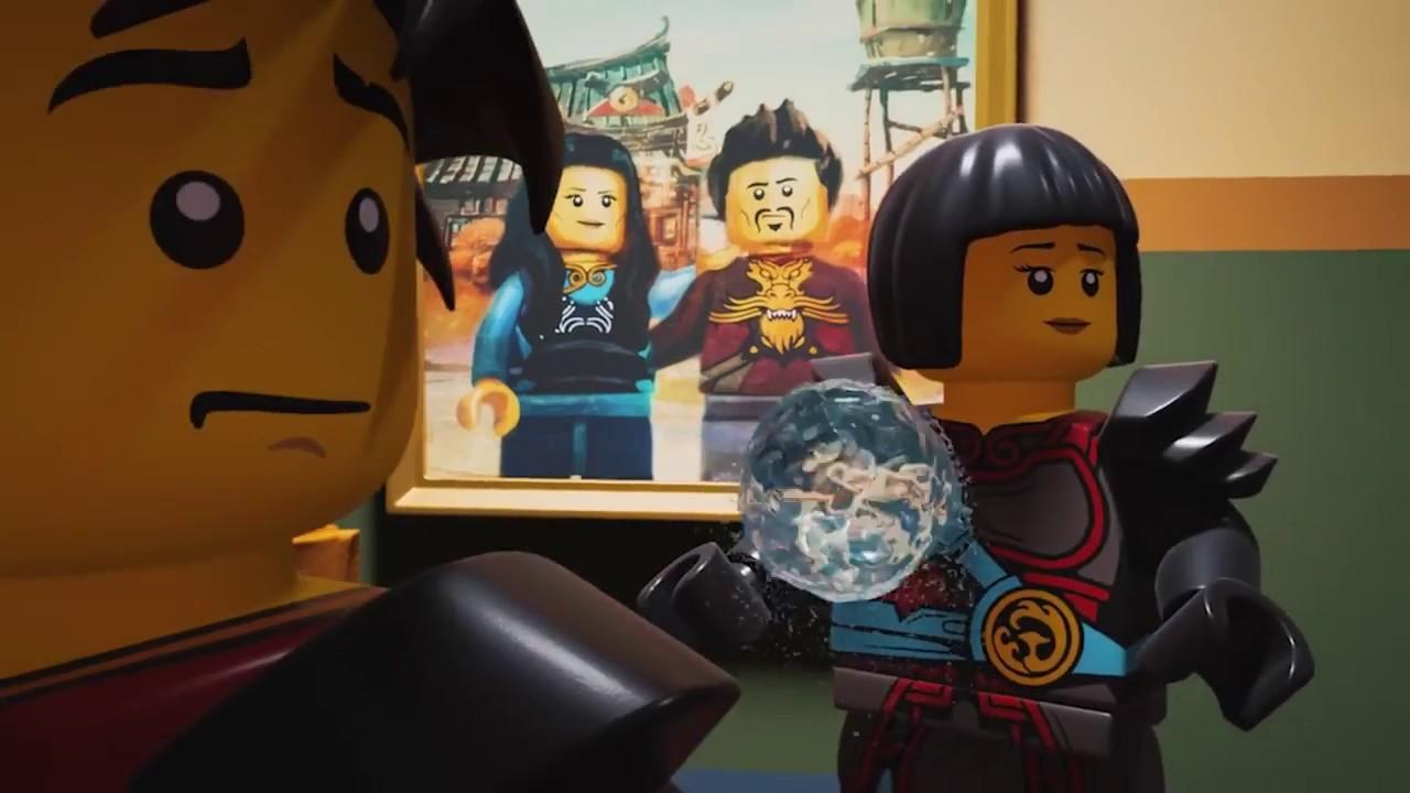 Lego ninjago season hands of time official trailer youtube - Ninjago saison 3 ...