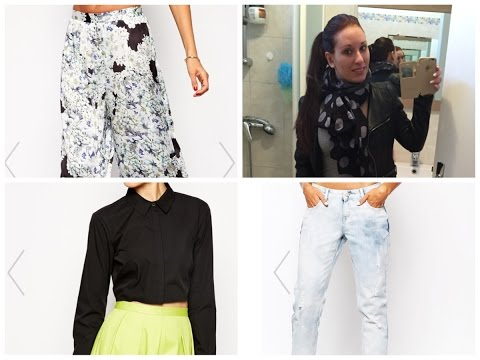 Haul #1 : Asos , Zara , Missguided.....