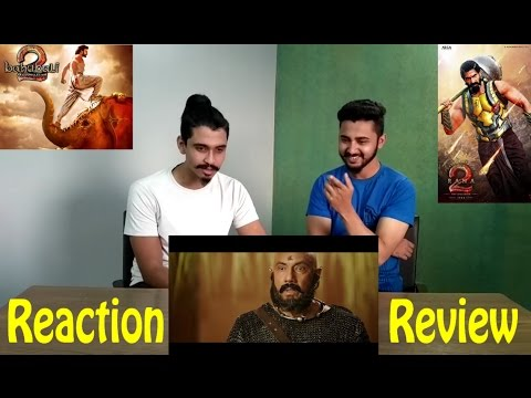 Baahubali 2 - The Conclusion Trailer Reaction & Review | Prabhas, Rana Daggubati | SS Rajamouli