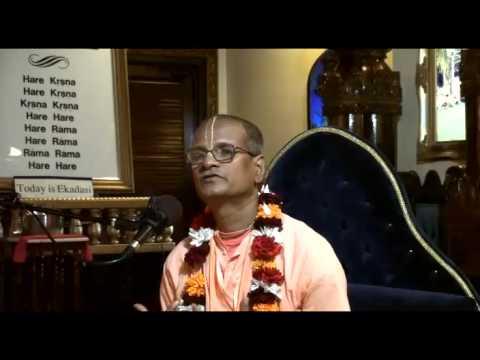 Lecture - Bhakti Purusottama Swami - SB 7.13.10