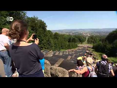 Download Kassel - Weltkulturerbe Bergpark Wilhelmshöhe   Hin & weg