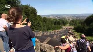 Kassel - Weltkulturerbe Bergpark Wilhelmshöhe   Hin & weg