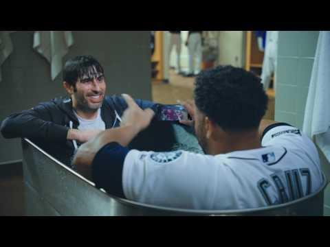 T-Mobile   Datos ilimitados. Béisbol ilimitado con Nelson Cruz