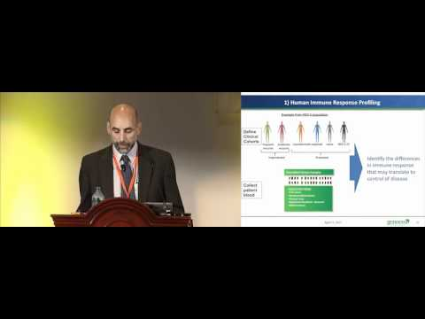 HSV2 vaccine development / Dr Seth Hetherington  - Genocea Biosciencees - World Vaccine