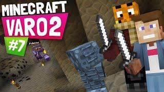 Minecraft VARO 2 #7 | ÜBERMUT TUT SELTEN GUT! | Dner #Luder
