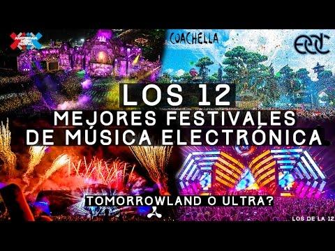 LOS 12 MEJORES FESTIVALES DE MÚSICA ELECTRÓNICA EN EL MUNDO -Feeling Beat(#2)