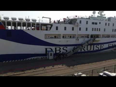 "Наш клрабль ""Cruise Ferry"""